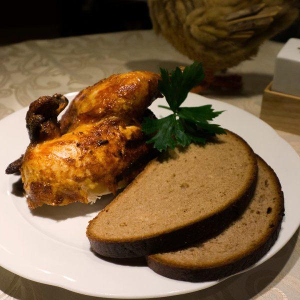 Der Giggel mit Brot